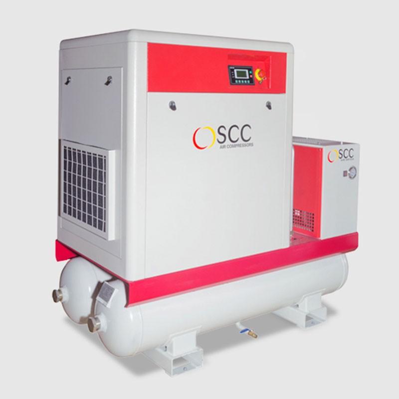 Compresor cu surub SMART / SMART TD