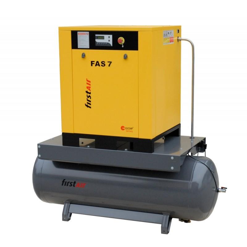 Compresor cu surub FAS 7 R